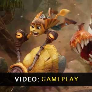 Ratchet & Clank Rift Apart PS5 Gameplay Video