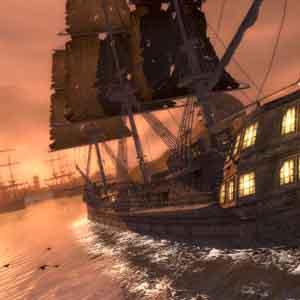 Ravens Cry - Pirate Ship