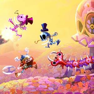 Rayman Legends - Flowers
