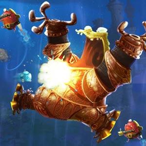 Rayman Legends - Underwater