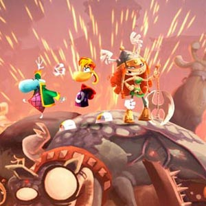 Rayman Legends Xbox One Characters