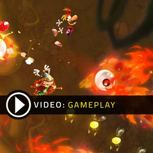 Rayman Legends Xbox One Gameplay Video