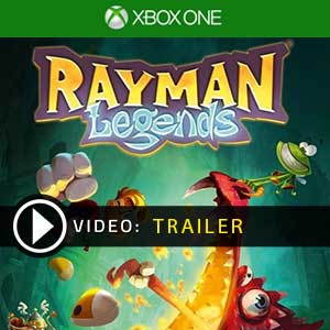 Rayman Legends Xbox One Prices Digital or Box Edition