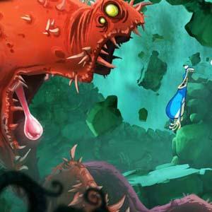 Rayman Origins - Survival