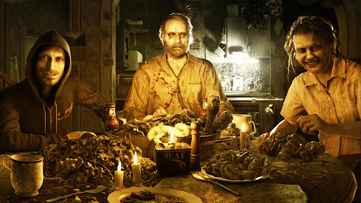 what the story of Resident Evil 7: Biohazard?