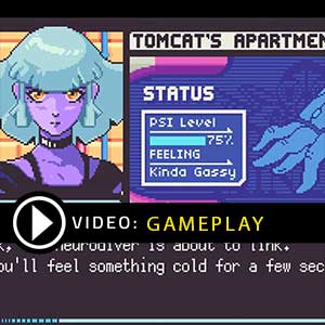 Read Only Memories Neurodiver Video Gameplay