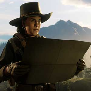 Red Dead Online Character