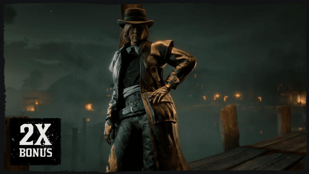 Red Dead Online 2X Bonus