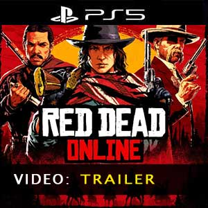 Red Dead Online Trailer Video