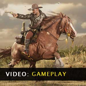 Red Dead Online Gameplay Video