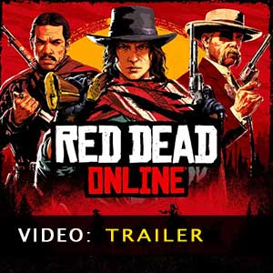 Red Dead Online Trailer Video
