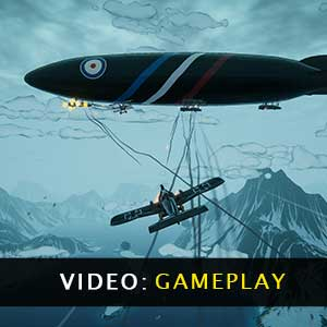 Red Wings Aces of the Sky Gameplay Video