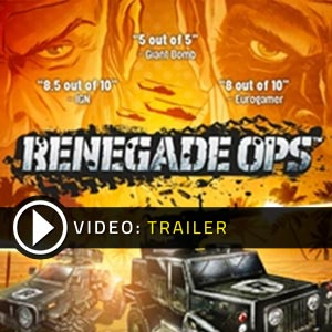 Buy Renegade Ops cd key compare price best deal