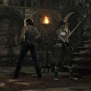 Resident Evil 0 HD Gameplay
