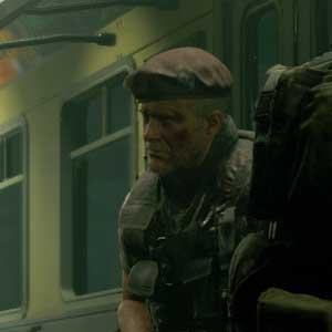 Resident Evil 3 Subway