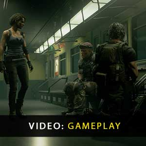 Resident Evil 3 Gameplay Video