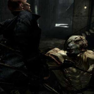 Resident Evil Xbox One Battle
