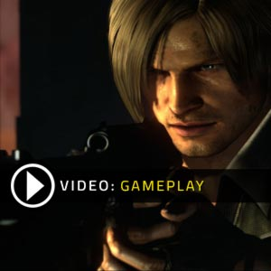 Resident Evil 6 PS4 Gameplay Video