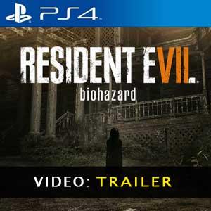 Resident Evil 7 Biohazard PS4 Video Trailer