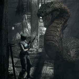 Resident Evil HD Remaster Yawn