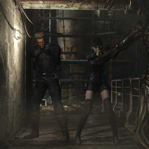 Resident Evil Origins Collection Enemy