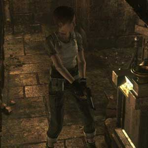 Resident Evil Origins Collection Character