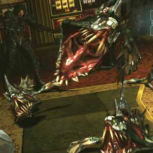 Resident Evil Revelations Gameplay