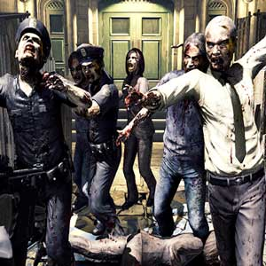 Resident Evil Umbrella Corps - Zombies