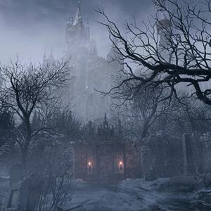 Resident Evil Village Castle