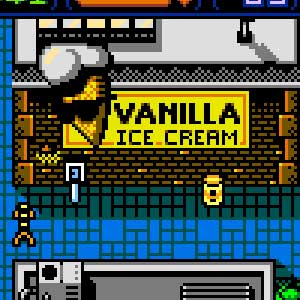 Retro City Rampage - Ice Cream