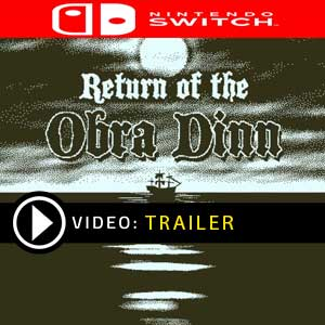 Return of the Obra Dinn