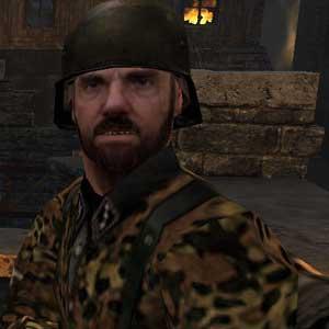Return To Castle Wolfenstein Soldier