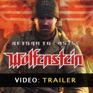 Return To Castle Wolfenstein Trailer Video