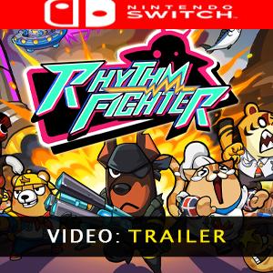 Rhythm Fighter Trailer Video