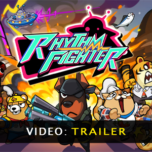 Rhythm Fighter Trailer Video