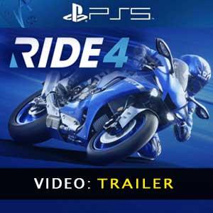 Ride 4 Trailer Video