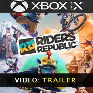 Riders Republic Trailer Video