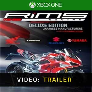 Rims Racing Japanese Manufacturers Deluxe Xbox One Video Trailer
