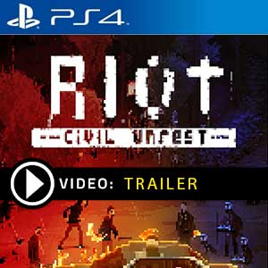 Riot Civil Unrest PS4 Prices Digital or Box Edition