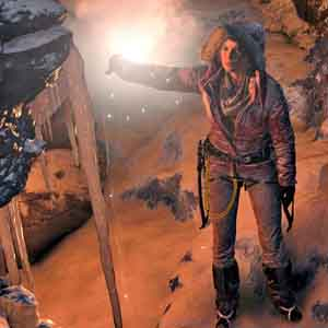 Rise of the Tomb Raider - Inside the Cave