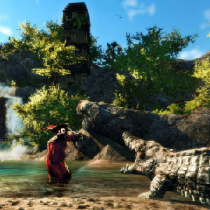 Risen 2 Dark Waters Game Environment