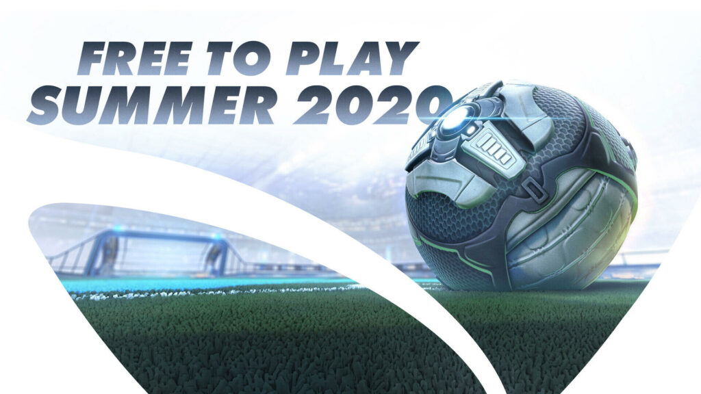 Rocket League Free to Play Summer 2020