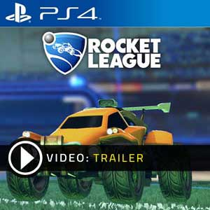 Rocket League PS4 Prices Digital or Physical Edition