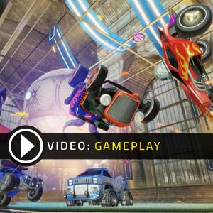 Rocket League Xbox One Gameplay Video