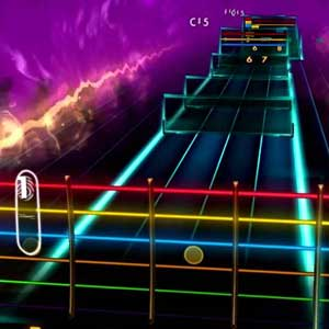 Rocksmith 2014 PS4 Gameplay
