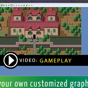 RPG Maker VX Gameplay Video