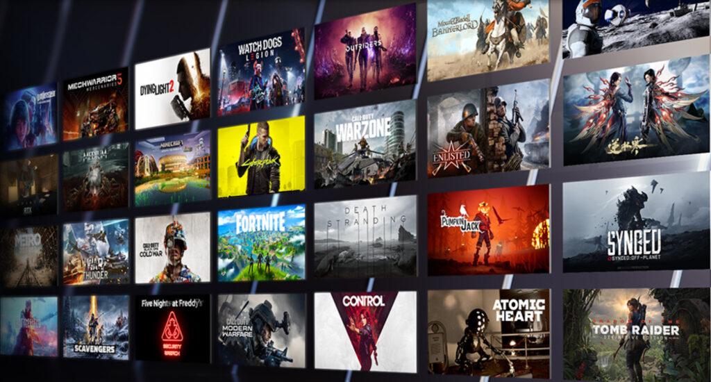 RTX Games