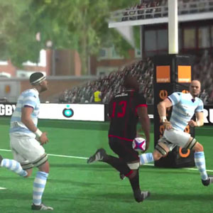 Rugby 15 PS4 Team Play