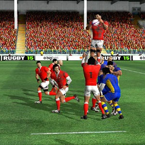 Rugby 15 PS4 Team Play 2