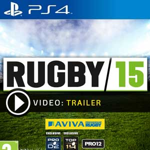 Rugby 15 PS4 Prices Digital or Physical Edition